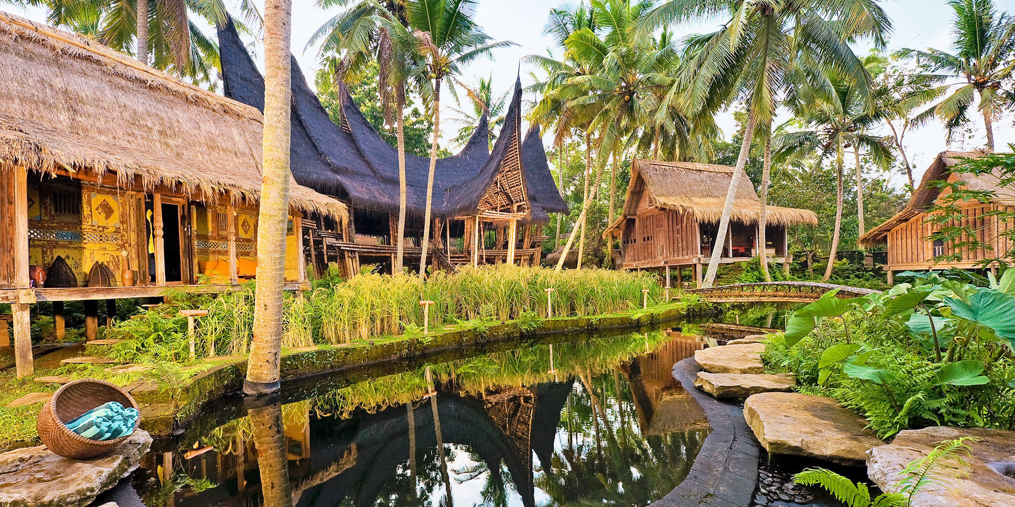 Bali Unique Hotels That Are Worth To Try Last One Tours Voucher Hotel Berry Glee Kuta Another Offers A Concept In Is The Bambu Indah Accommodation Facility Located Sayan Village Ubud