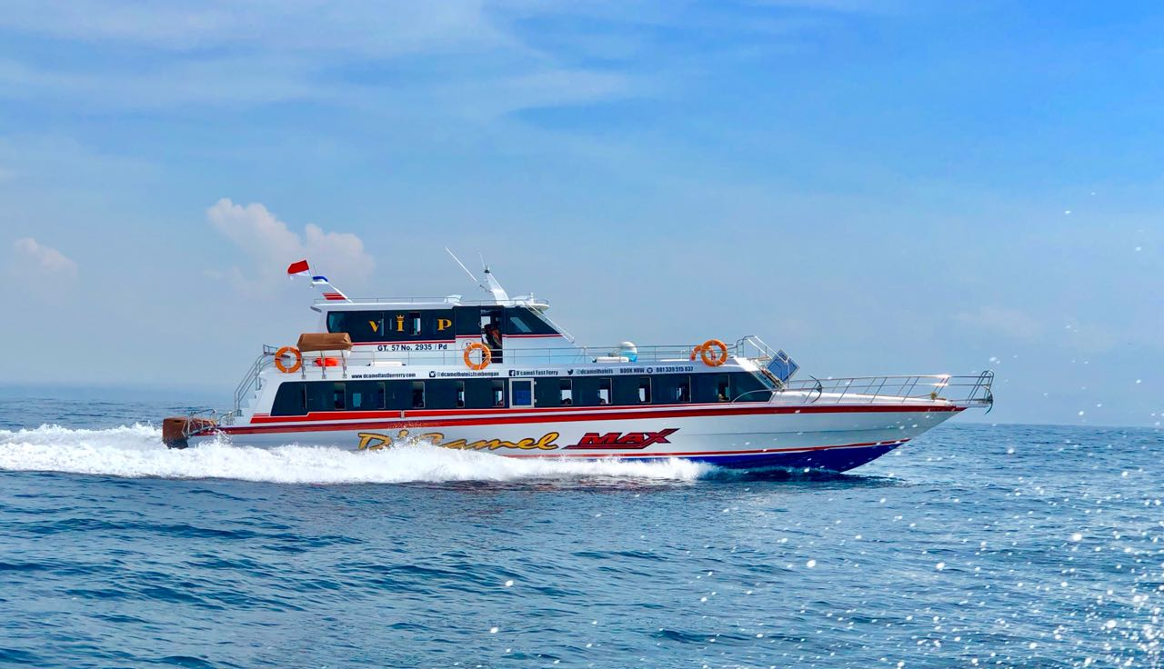 how to get from Bali to Lombok